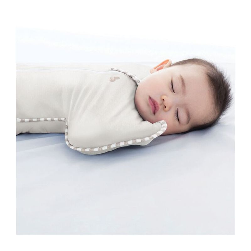Love To Dream Swaddle Up Organic-Cream (Small)