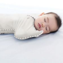 Love To Dream Swaddle Up Organic-Cream (Medium)