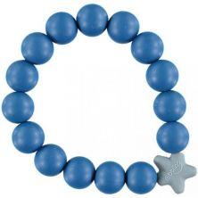 Nibbling Kew Teething Bracelet-Sapphire