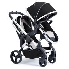 iCandy Peach Chrome Blossom Pushchair-Beluga (New)