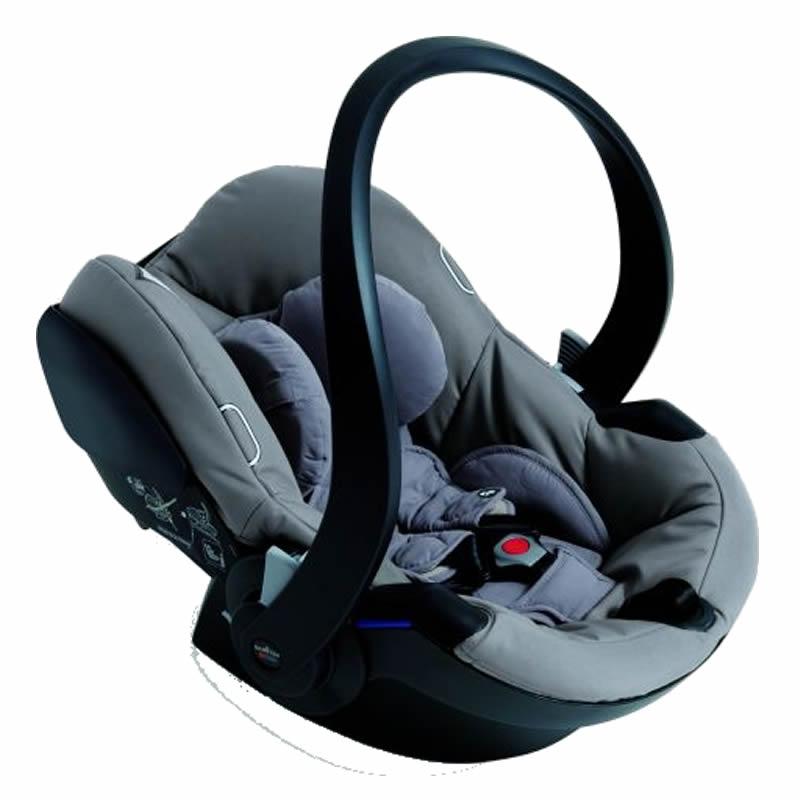 Babyzen BeSafe iZi Go Modular Car Seat-Grey (New)