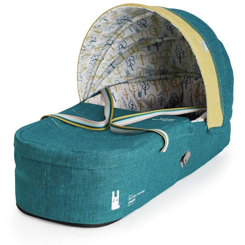 Cosatto Woosh XL Carrycot-Hop To It (New)