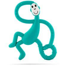 Matchstick Monkey Teething Dancing Toy-Green