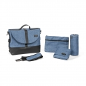 Tutti Bambini Medio Changing Bag-Midnight Blue
