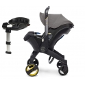 Doona Infant Car Seat Stroller With ISOFIX Base-Urban Grey