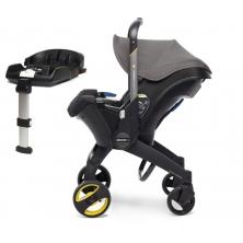 Doona Infant Car Seat Stroller With ISOFIX Base-Urban Grey
