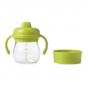 Oxo Tot Hard Spout Sippy Cup Set-Green
