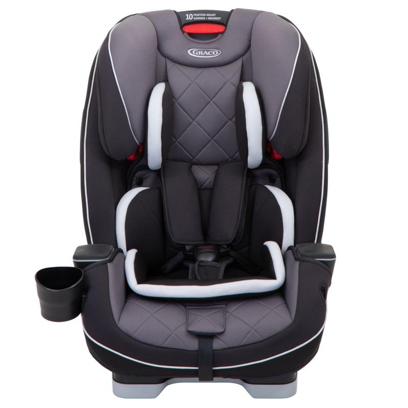 Graco Slimfit LX Group 0+/1/2/3 Car Seat-Slate