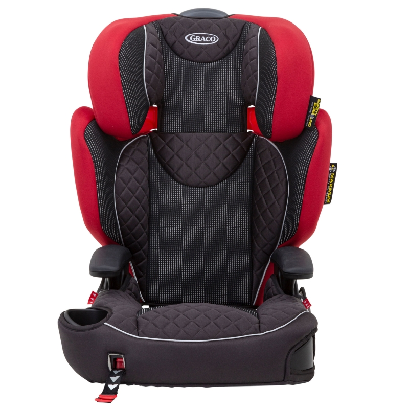 Graco Affix Group 2/3 Car Seat-Chilli Spice*