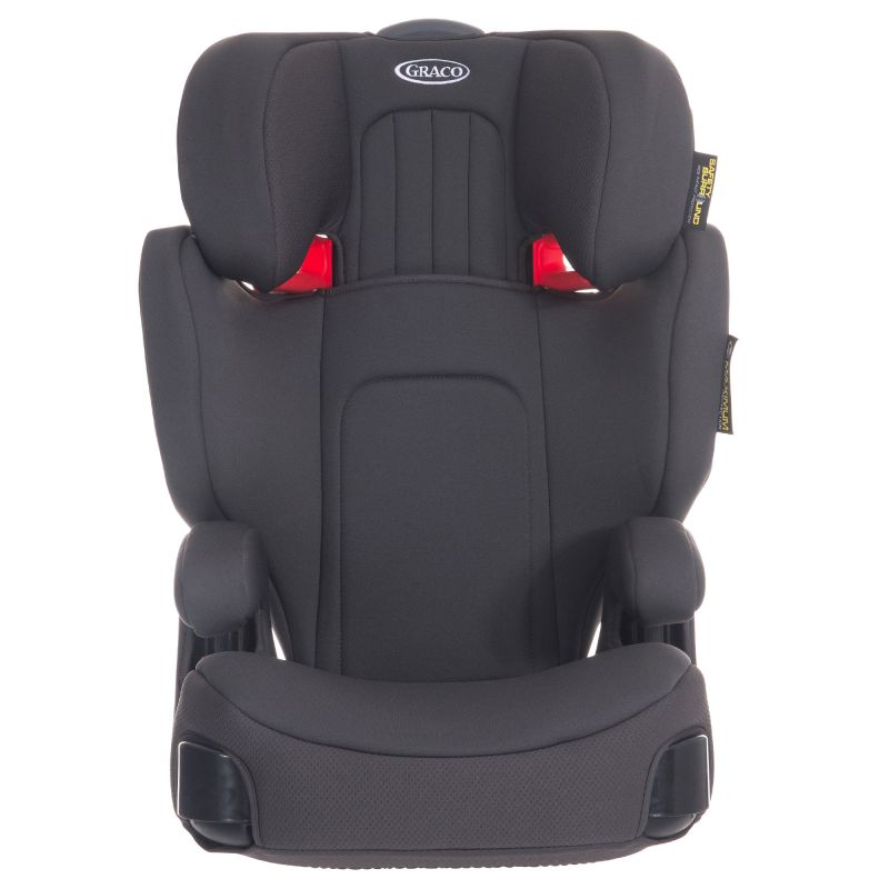 Graco Assure Group 2/3 Car Seat-Midnight Grey