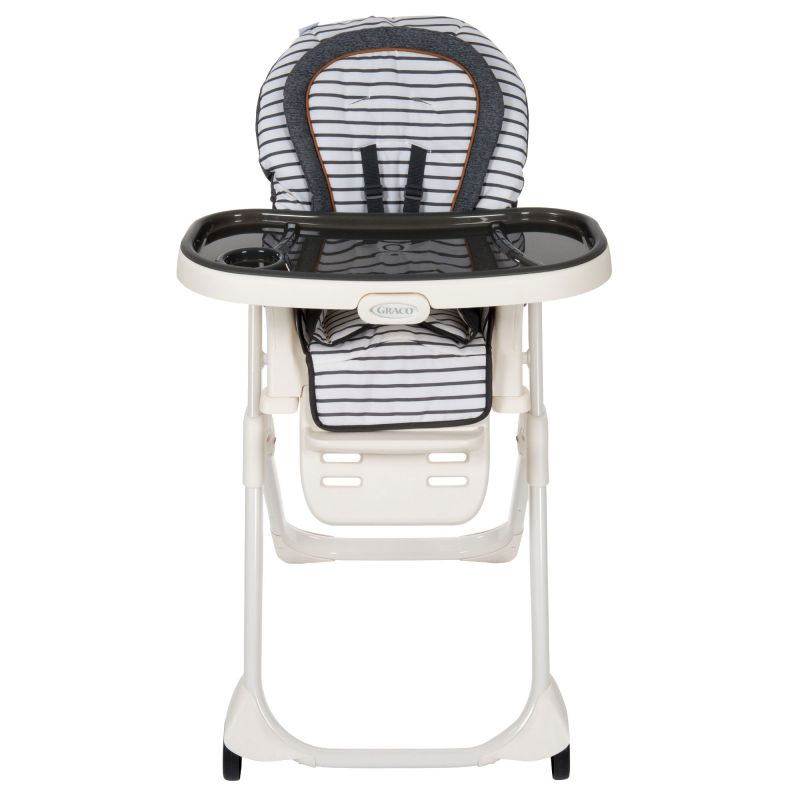 Graco Table2Boost 3in1 Highchair-Breton Stripe