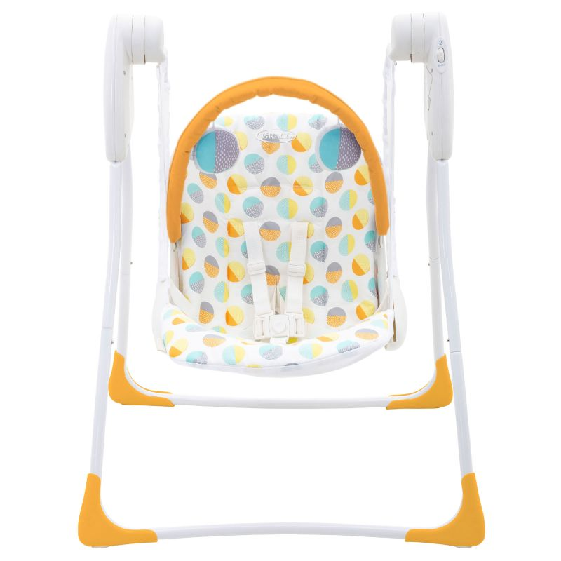 Graco Baby Delight Swing 80's Circle