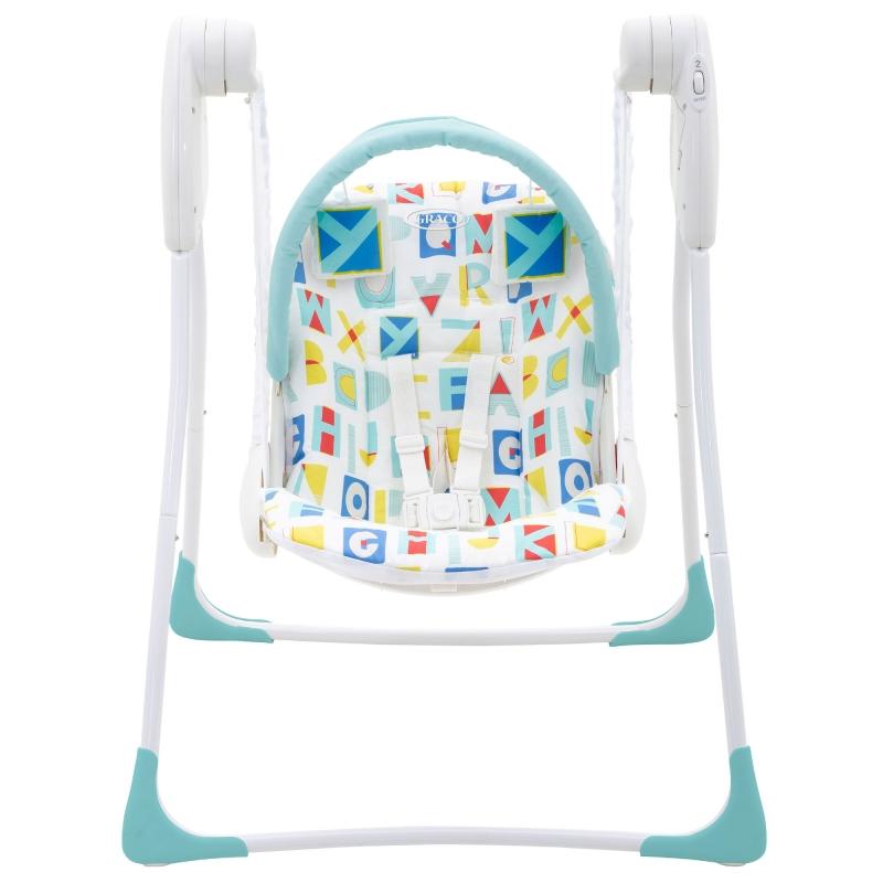 Graco Baby Delight Swing-Block Alphabet