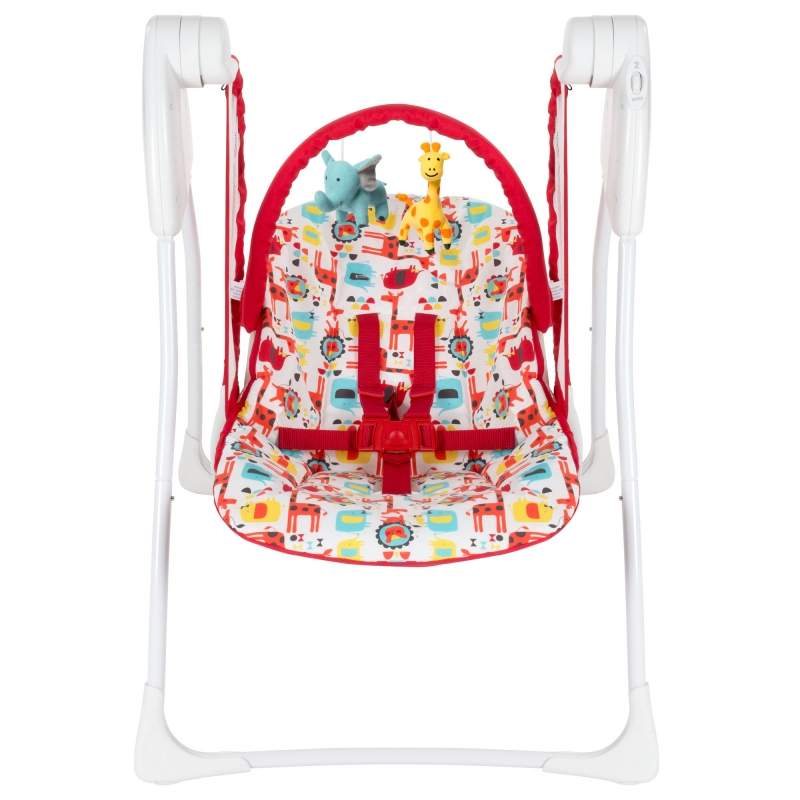 Graco Baby Delight Swing-Wild Day Out
