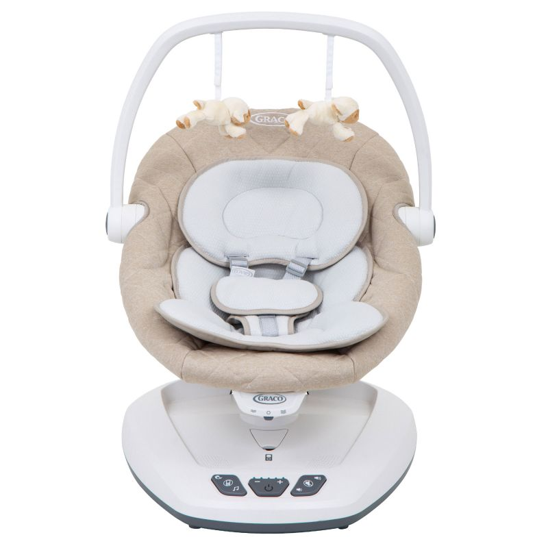 Graco Move With Me Soother-Sparrow