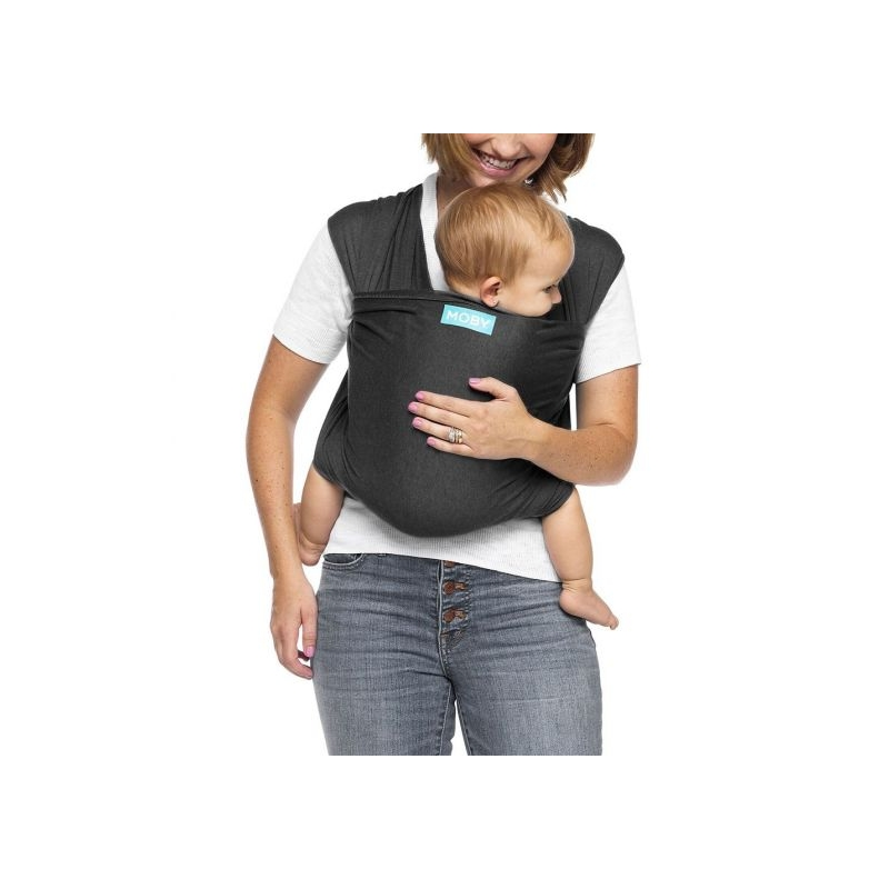 Moby Evolution Wrap-Charcoal