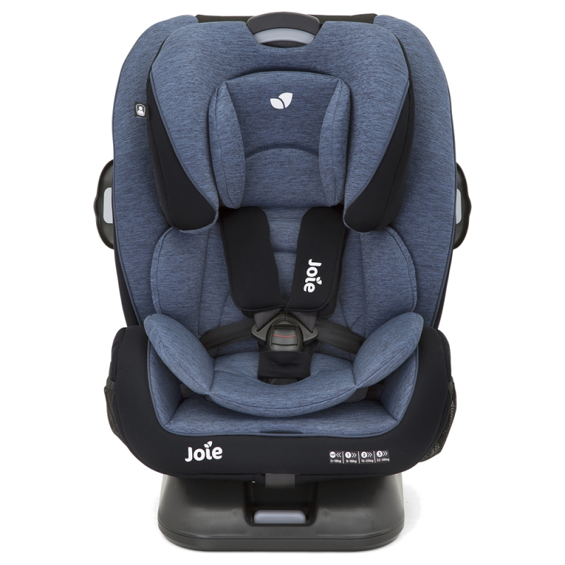Joie Every Stage FX Group 0+/1/2/3 ISOFIX Car Seat-Navy Blaze (New)*