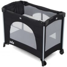 Joie Kubbie Compact Travel Cot-Coal (New 2019)