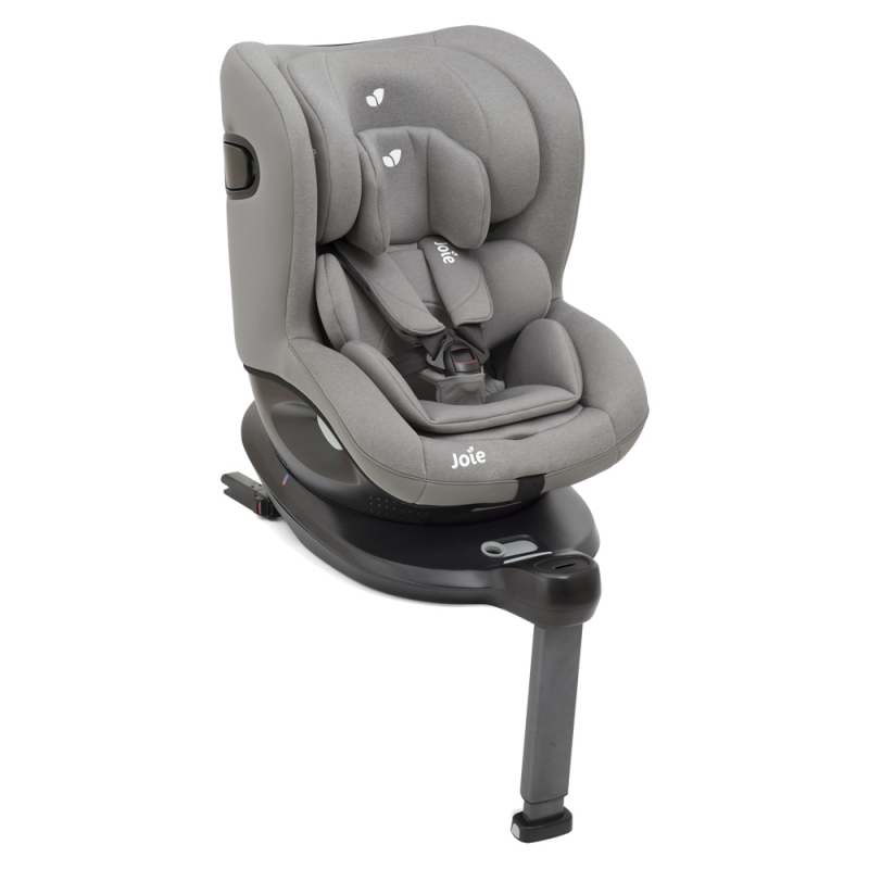 Joie Meet I-Spin 360 I-Size 0+/1 Car Seat-Grey Flannel*