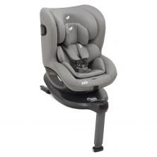 Joie I-Spin 360 I-Size 0+/1 Car Seat-Grey Flannel (New 2019)