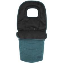Babystyle Oyster 3 Footmuff-Peacock