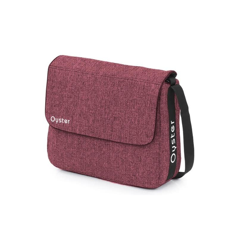 Babystyle Oyster 3 Changing Bag-Berry