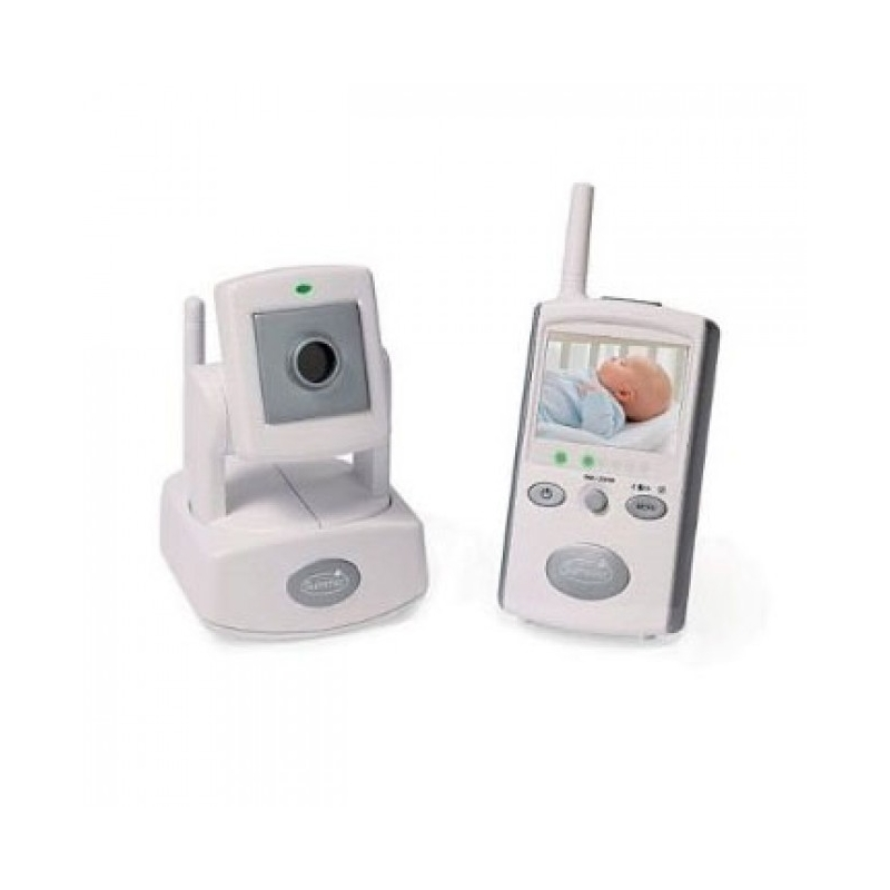 Summer Best View Video Baby Monitor 2.4""