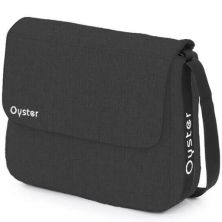 Babystyle Oyster 3 Changing Bag-Caviar