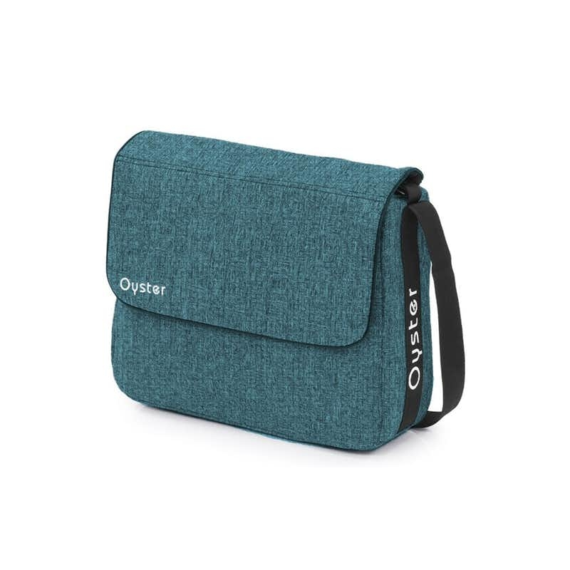 Babystyle Oyster 3 Changing Bag-Peacock
