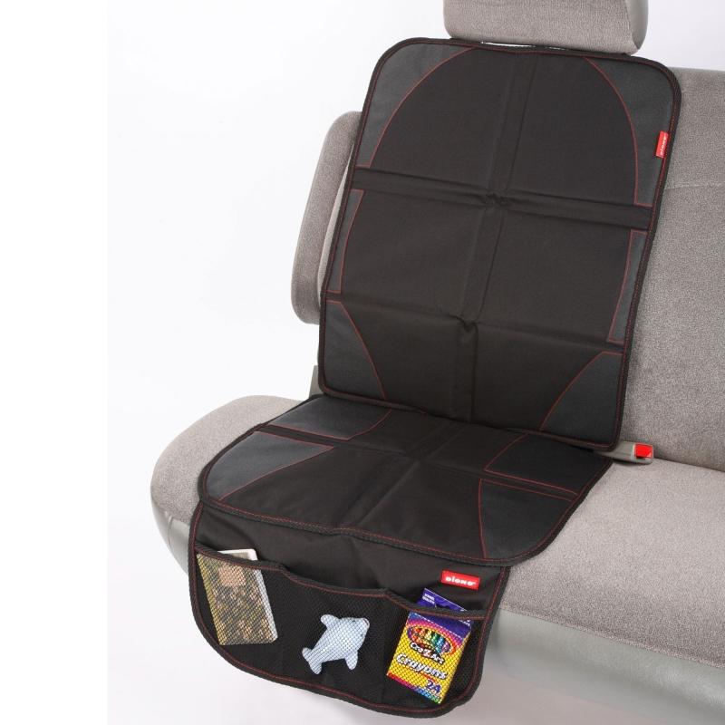 Diono Waterproof Ultra Mat Seat Protector-Black