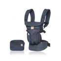 Ergobaby Omni 360 Cool Air Mesh Baby Carrier-Midnight Blue