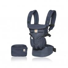 Ergobaby Omni 360 Cool Air Mesh Baby Carrier-Midnight Blue