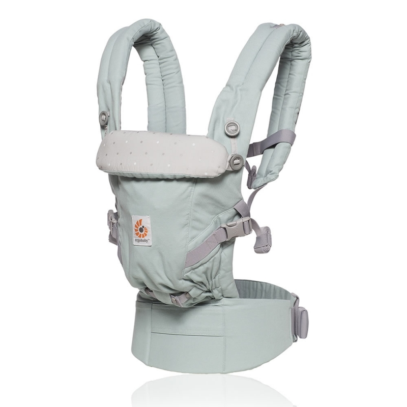 Ergobaby Original Adapt Baby Carrier-Frosted Mint