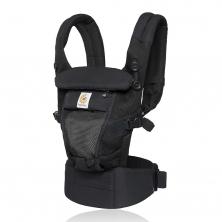 Ergobaby Original Adapt Cool Air Mesh Baby Carrier-Onyx Black