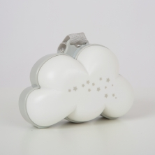 Purflo Dream Cloud Musical Night Light-White
