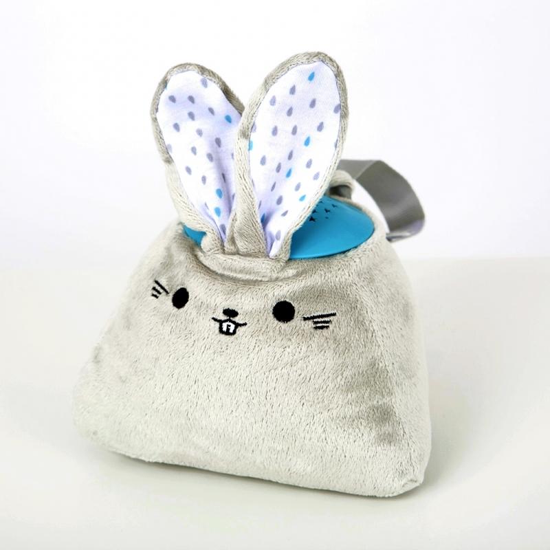 Purflo Little Lumies Night Light-Rory The Rabbit