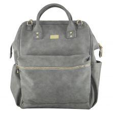 Isoki Byron Backpack-Stone