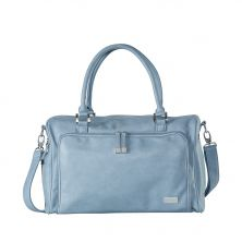 Isoki Double Zip Satchel Changing Bag-Eden