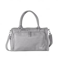Isoki Double Zip Satchel Changing Bag-Portsea