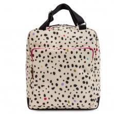 Pink Lining Wonder Bag-Dalmatian Fever