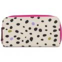 Pink Lining Wallet-Dalmatian Fever