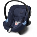 Cybex Aton M Group 0+ Car Seat-Denim Blue