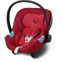 Cybex Aton M Group 0+ Car Seat-Rebel Red (2019)