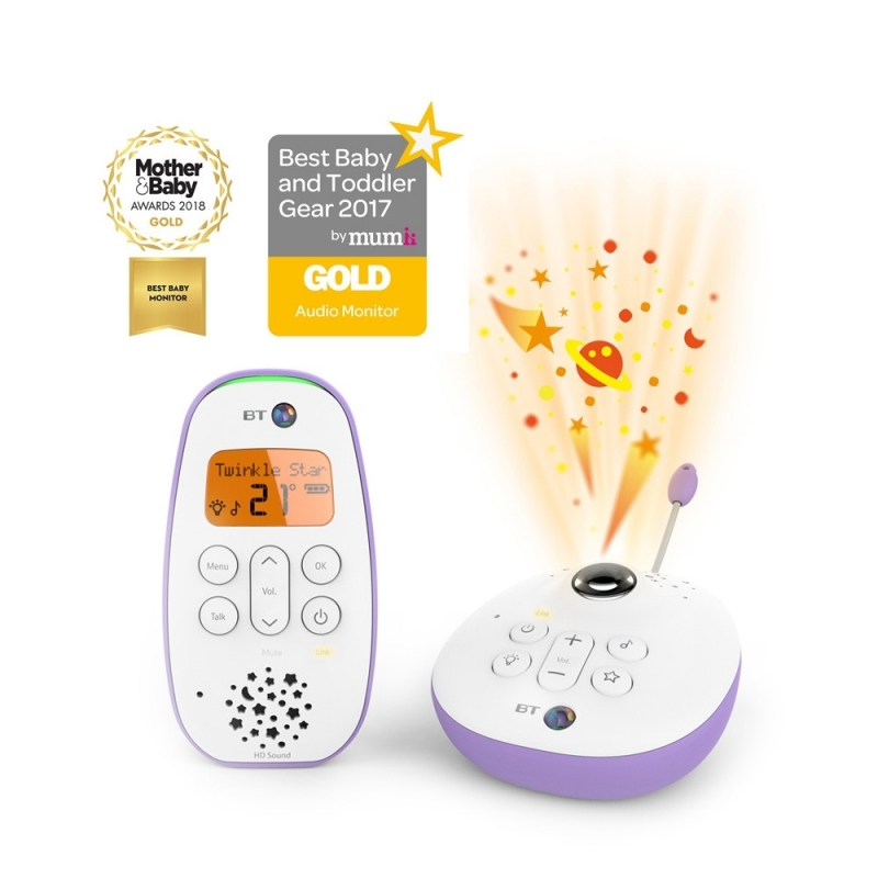 BT Audio Baby Monitor 450