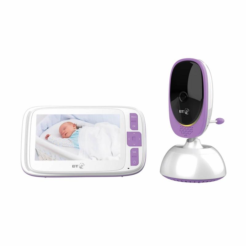 BT Smart Baby Monitor 5.0