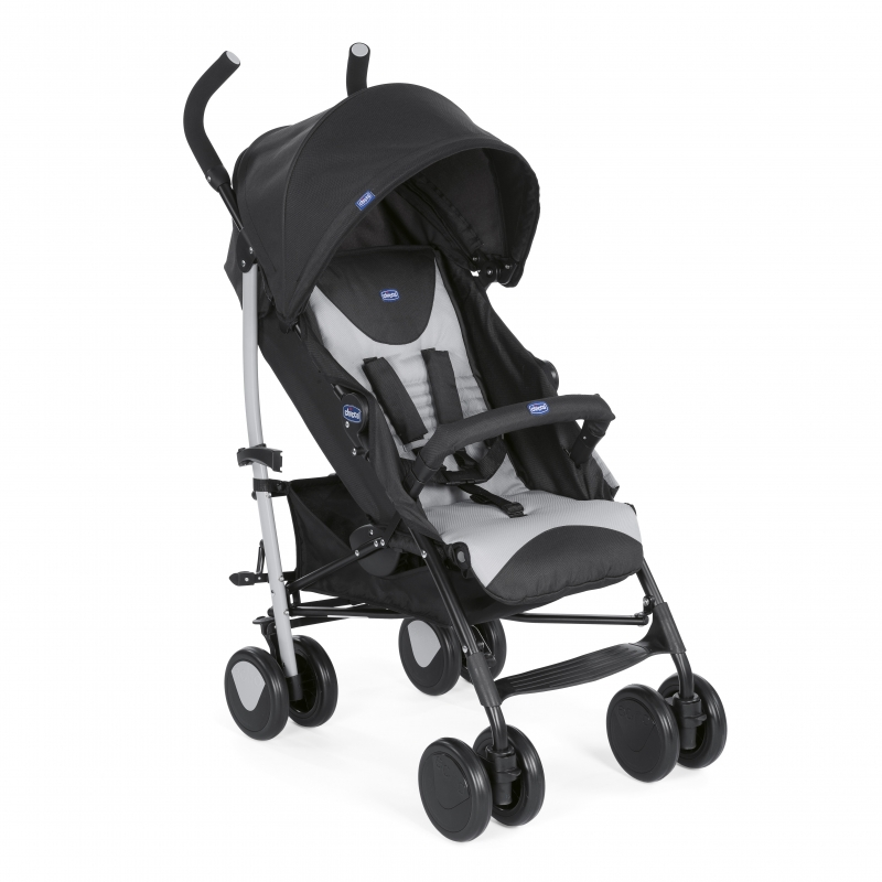 Chicco Echo Stroller Complete-Stone