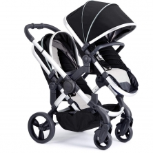 iCandy Peach Satin Blossom Pushchair-Beluga (New)