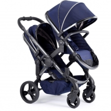 iCandy Peach Phantom Blossom Pushchair-Indigo (New)