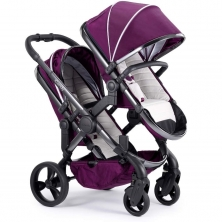 iCandy Peach Phantom Blossom Pushchair-Damson (New)