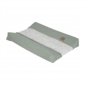 Kidsmill Knitted Green Changing Mat Cover Small